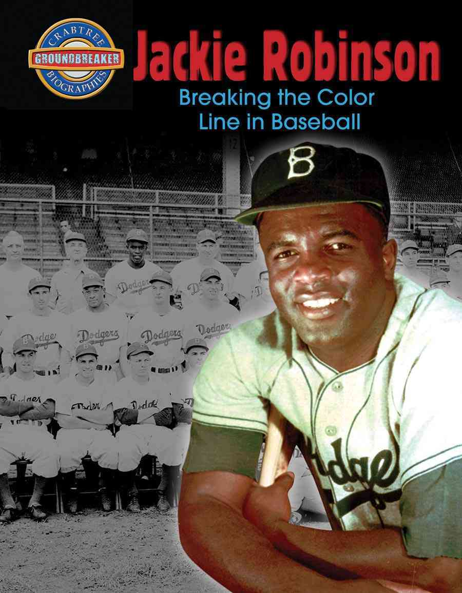 Jackie Robinson: By Aloian, Molly